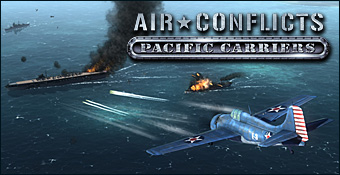 Air Conflicts : Pacific Carriers