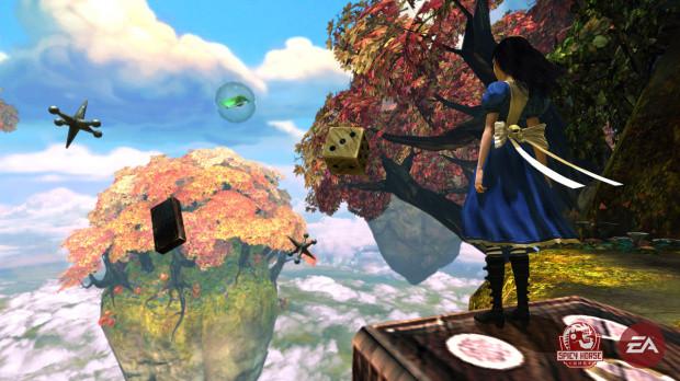 Le premier Alice fait un petit tour sur le PSN et le Live Arcade