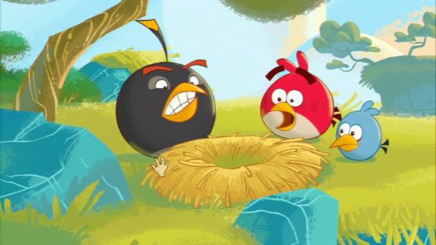 Angry Birds Trilogy cette année sur Wii et Wii U