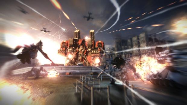 Date de sortie japonaise de Armored Core V