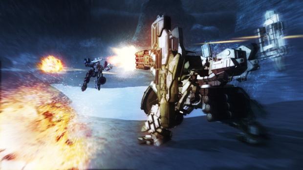 Des détails sur la démo d'Armored Core V