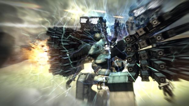 Armored Core V s'offre une démo au Japon