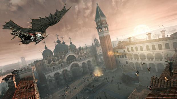 Les contenus d'Assassin's Creed II devaient figurer dans le jeu complet