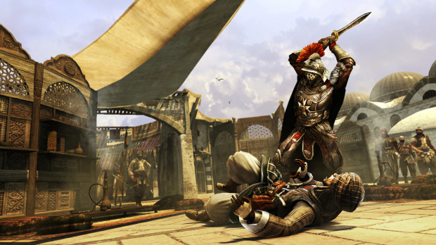 Le prochain DLC d'Assassin's Creed : Revelations en janvier ?