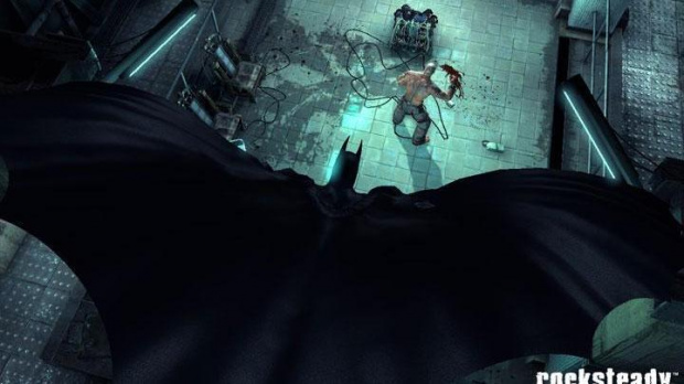 Nouveau contenu gratuit pour Batman Arkham Asylum