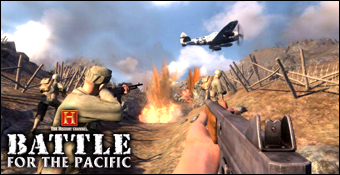 History Channel : Battle For The Pacific