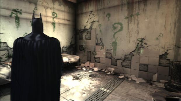 Batman Arkham Asylum : le contenu gratuit en approche