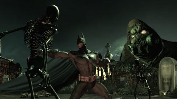 Des promos pour Batman Arkham Asylum