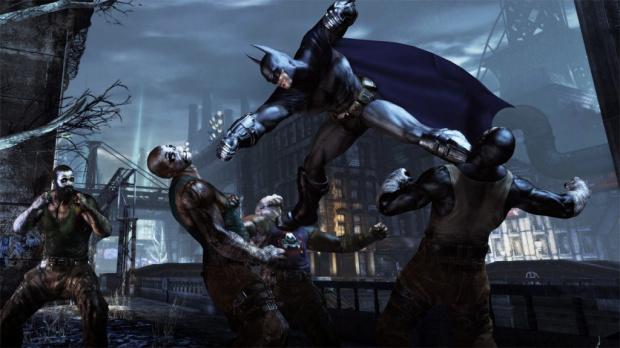 Images de Batman : Arkham City
