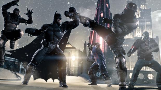 Batman Arkham Origins : NVIDIA s'associe à Warner