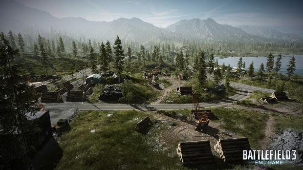 Battlefield 3 se met à jour sur PC et 360