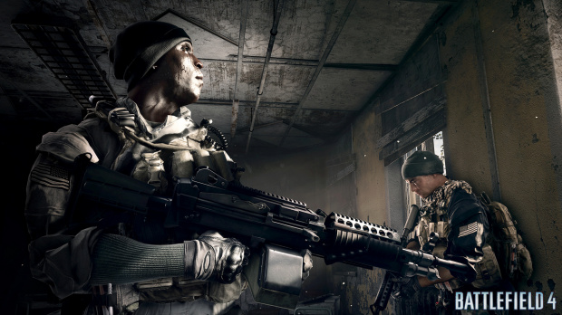 Le premier DLC de Battlefield 4 en décembre