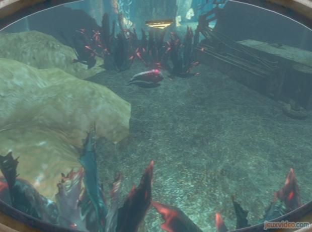 Chapitre 7 : Fontaine Futuristics