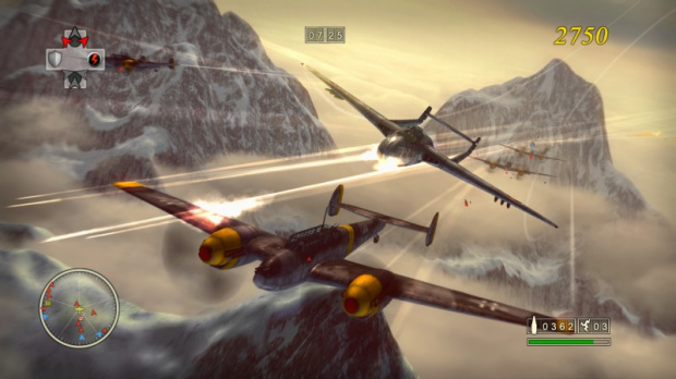 Blazing Angels II : des exclusivités de contenu sur PS3