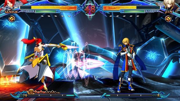 BlazBlue : Chrono Phantasma aussi sur PS Vita