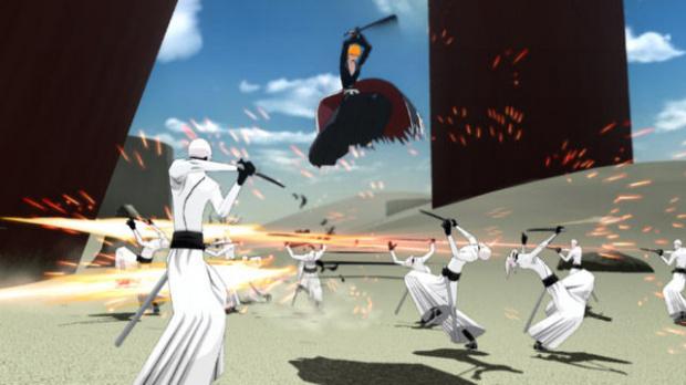 Premières images de Bleach : Soul Ignition