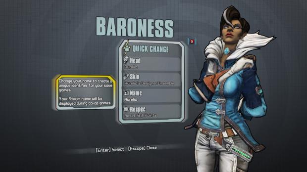 Un nouveau personnage pour Borderlands The Pre-Sequel