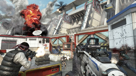 Call of Duty : Black Ops 2 - Revolution daté sur PC et PS3