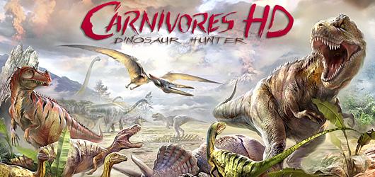 Carnivores HD Dinosaur Hunter