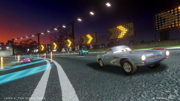 Cars 2 annoncé