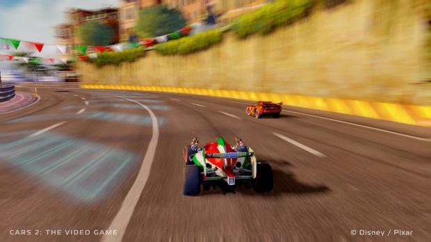 Images et vidéos de Cars 2