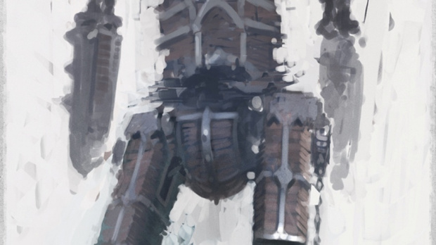 Artworks de Castlevania : Lords of Shadow 2