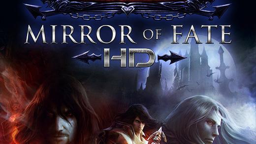 Castlevania : Lords of Shadow – Mirror of Fate HD disponible sur le PSN