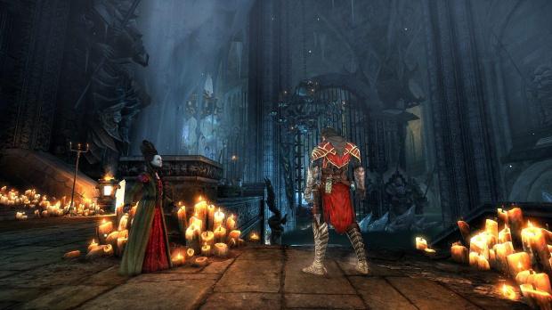 Report du premier DLC de Castlevania : Lords of Shadow