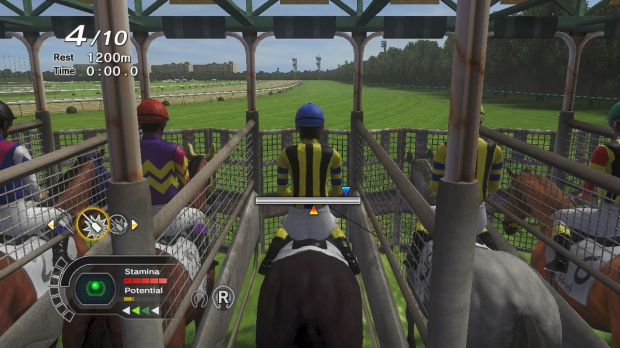 Images de Champion Jockey : G1 Jockey & Gallop Racer