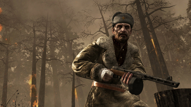 Des zombies aussi dans Call of Duty : World at War !
