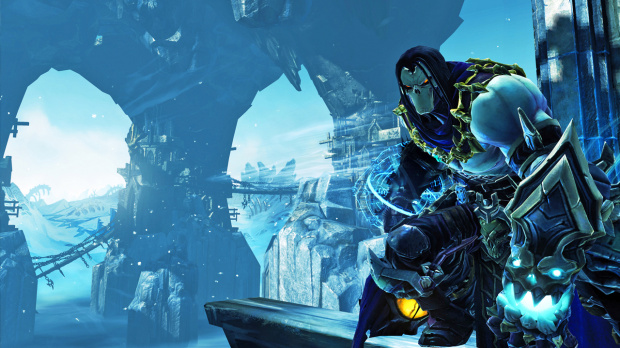 Darksiders II : Le Tombeau d'Argul la semaine prochaine