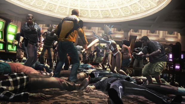 6 000 zombies à l'écran dans Dead Rising 2