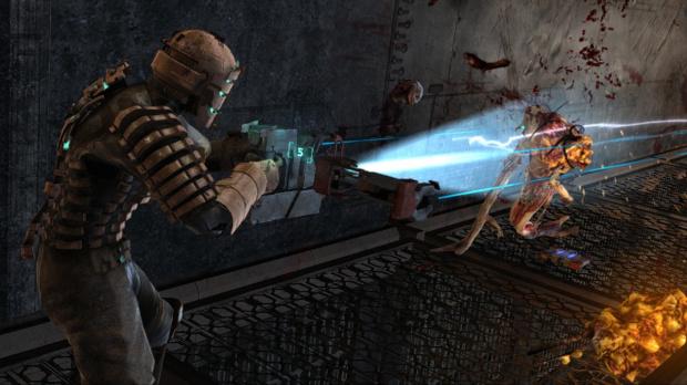 Dead Space en 720p sur PS3
