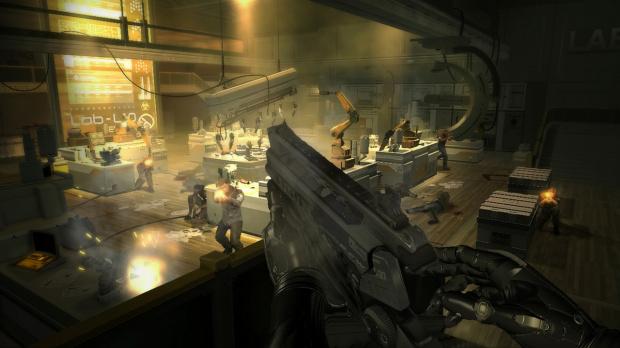 Deus Ex Human Revolution au Paris Games Week