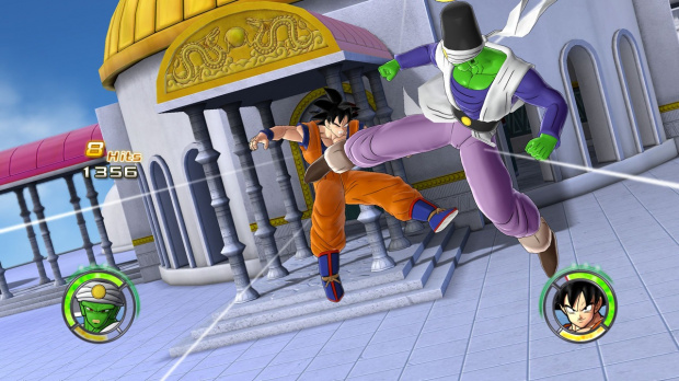Images de Dragon Ball : Raging Blast 2