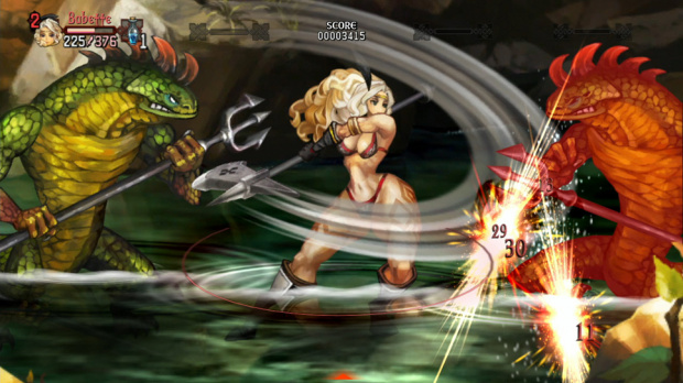 Dragon's Crown s'offre quelques screens inédits