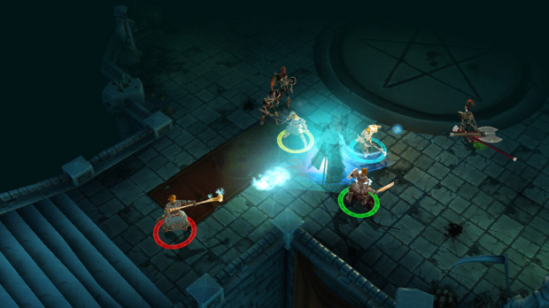 Une date pour Dungeon Hunter : Alliance