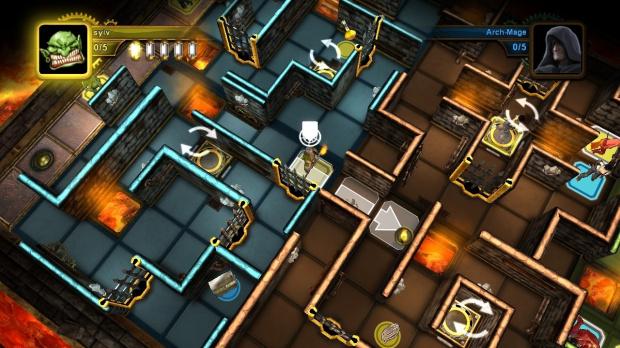 Dungeon Twister : Images et date de sortie PS3