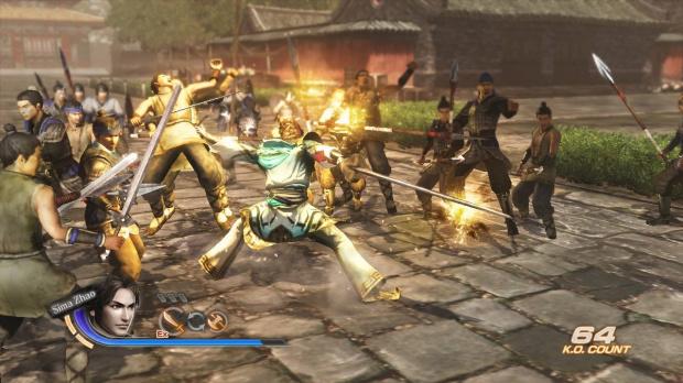 Images de Dynasty Warriors 7