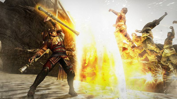 Dynasty Warriors 8 s'illustre de nouveau