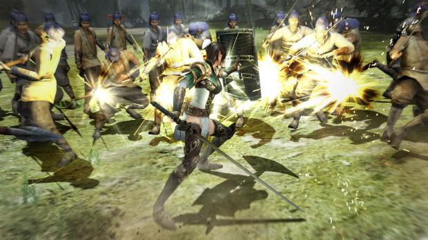 Images de Dynasty Warriors 8