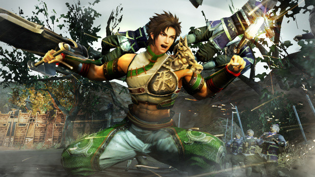 Date de sortie de Dynasty Warriors 8