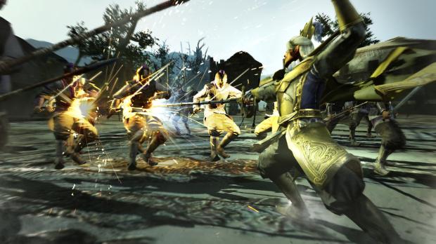 Résultats du concours Dynasty Warriors 8