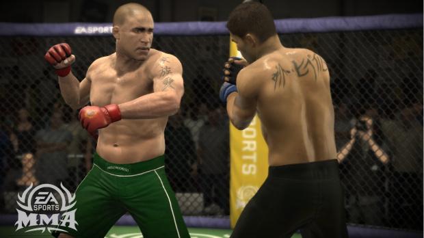 Images d'EA Sports MMA