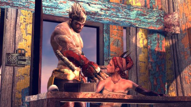 Des ventes décevantes pour Enslaved : Odyssey to the West