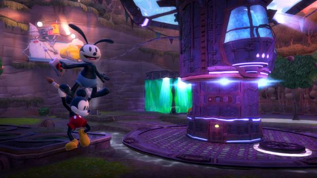 Epic Mickey : Le Retour des Héros débarque sur Vita