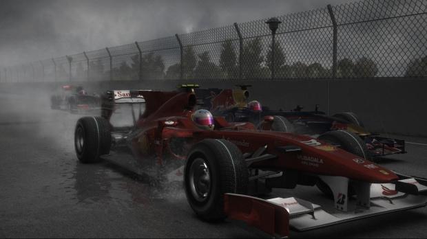 Pas de démo pour F1 2010
