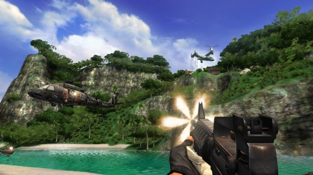 Quelques images de Far Cry Classic