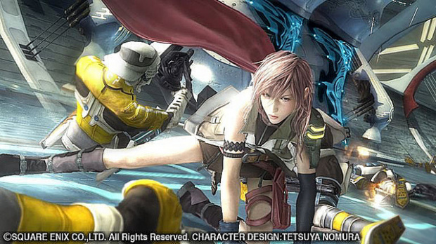 De bons résultats financiers pour Square Enix