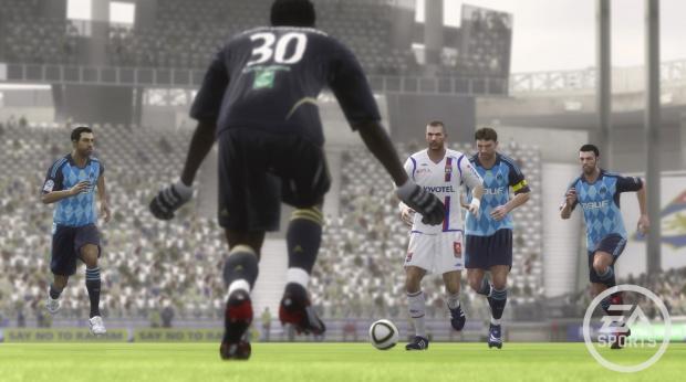 Une date de sortie officielle pour FIFA 10
